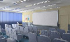 Мебель для переговорной конференц зала Вид 14