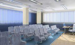 Мебель для переговорной конференц зала Вид 15