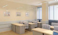 Мебель для переговорной конференц зала Вид 16