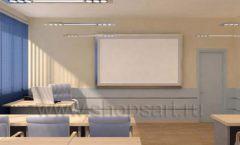 Мебель для переговорной конференц зала Вид 17