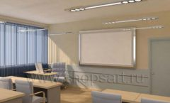Мебель для переговорной конференц зала Вид 18