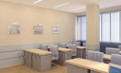 Мебель для переговорной конференц зала Вид 20