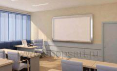 Мебель для переговорной конференц зала Вид 21
