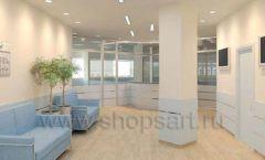 Мебель для ресепшна и холла Вид 06