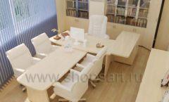 Мебель в кабинет директора Вид 1