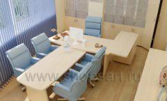 Мебель в кабинет директора Вид 8