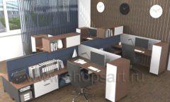 Мебель для офиса 1 Вид 1