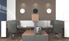 Мебель для офиса 1 Вид 2