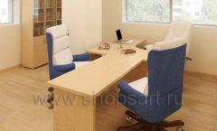 Мебель для офиса БЦ Аргуновский Вид 01