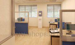 Мебель для офиса БЦ Аргуновский Вид 05