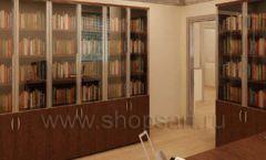 Мебель для офиса БЦ Аргуновский Вид 07