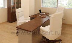 Мебель для офиса БЦ Аргуновский Вид 08