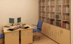Мебель для офиса БЦ Аргуновский Вид 09
