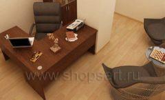 Мебель для офиса БЦ Аргуновский Вид 11