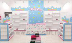 Дизайн интерьера детского магазина торговое оборудование ПРИНЦЕСС Дизайн 02