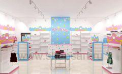 Дизайн интерьера детского магазина торговое оборудование ПРИНЦЕСС Дизайн 08