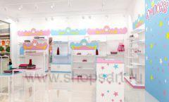 Дизайн интерьера детского магазина торговое оборудование ПРИНЦЕСС Дизайн 09