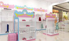 Дизайн интерьера детского магазина торговое оборудование ПРИНЦЕСС Дизайн 10