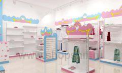 Дизайн интерьера детского магазина торговое оборудование ПРИНЦЕСС Дизайн 11