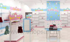 Дизайн интерьера детского магазина торговое оборудование ПРИНЦЕСС Дизайн 14