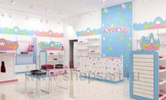 Дизайн интерьера детского магазина торговое оборудование ПРИНЦЕСС Дизайн 15