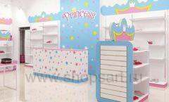 Дизайн интерьера детского магазина торговое оборудование ПРИНЦЕСС Дизайн 16