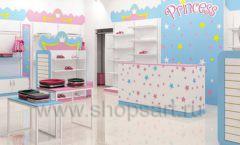 Дизайн интерьера детского магазина торговое оборудование ПРИНЦЕСС Дизайн 18