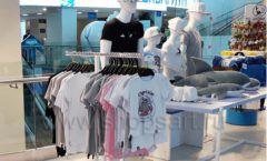Торговое оборудование 2 магазина сувениров Москвариум ВДНХ ЦВЕТНЫЕ МЕТАЛЛИЧЕСКИЕ СТЕЛЛАЖИ Фото 13