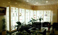 Мебель для банка ТРАСТ Фото 01