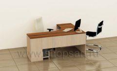 Стол для сотрудников Аккорд 1 коллекция мебели для офисов ПРЕМЬЕР