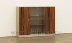 Офисный шкаф коллекция мебели для офисов ПРЕМЬЕР