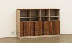 Стеллаж офисный коллекция мебели для офисов ПРЕМЬЕР