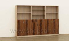 Стеллаж для офиса коллекция мебели для офисов ПРЕМЬЕР