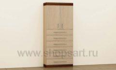 Шкаф для документов коллекция мебели для офисов ПРЕМЬЕР