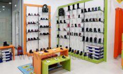 Торговое оборудование детского магазина Степ ТЦ Улей Москва коллекция КАРАМЕЛЬ Фото 13