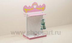Мебель для детского магазина торговая стойка торговое оборудование ПРИНЦЕСС