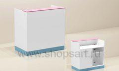 Мебель для детского магазина кассовый стол торговое оборудование ПРИНЦЕСС