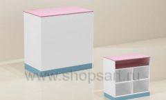 Мебель для детского магазина стол для кассы торговое оборудование ПРИНЦЕСС