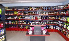 Торговое оборудование спортивного магазина Sportsman ТОРГОВЫЕ СТЕЛЛАЖИ Фото 05