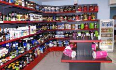 Торговое оборудование спортивного магазина Sportsman ТОРГОВЫЕ СТЕЛЛАЖИ Фото 08