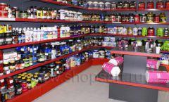 Торговое оборудование спортивного магазина Sportsman ТОРГОВЫЕ СТЕЛЛАЖИ Фото 10