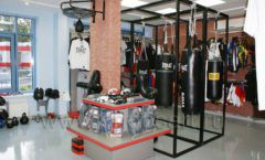 Торговое оборудование спортивного магазина Sportsman ТОРГОВЫЕ СТЕЛЛАЖИ Фото 11
