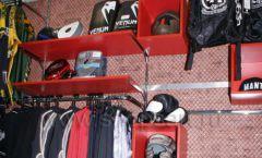 Торговое оборудование спортивного магазина Sportsman ТОРГОВЫЕ СТЕЛЛАЖИ Фото 15