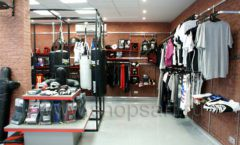 Торговое оборудование спортивного магазина Sportsman ТОРГОВЫЕ СТЕЛЛАЖИ Фото 20