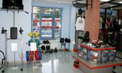 Торговое оборудование спортивного магазина Sportsman ТОРГОВЫЕ СТЕЛЛАЖИ Фото 30