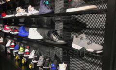 Торговое оборудование магазина обуви Funky Dunky СТИЛЬ ЛОФТ Фото 11