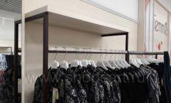 Торговое оборудование магазина одежды Femme ЛОФТ Фото 04