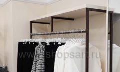 Торговое оборудование магазина одежды Femme ЛОФТ Фото 06