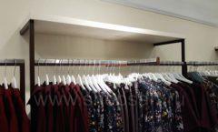 Торговое оборудование магазина одежды Femme ЛОФТ Фото 07