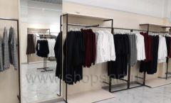 Торговое оборудование магазина одежды Femme ЛОФТ Фото 10
